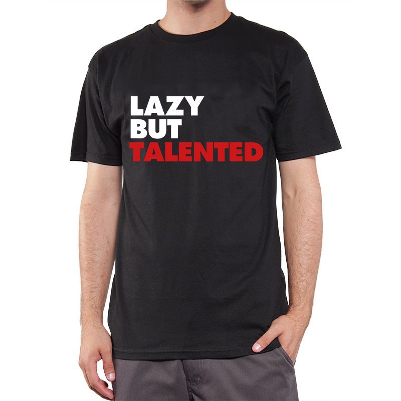 Sito web T-Shirt Lazy But Talented