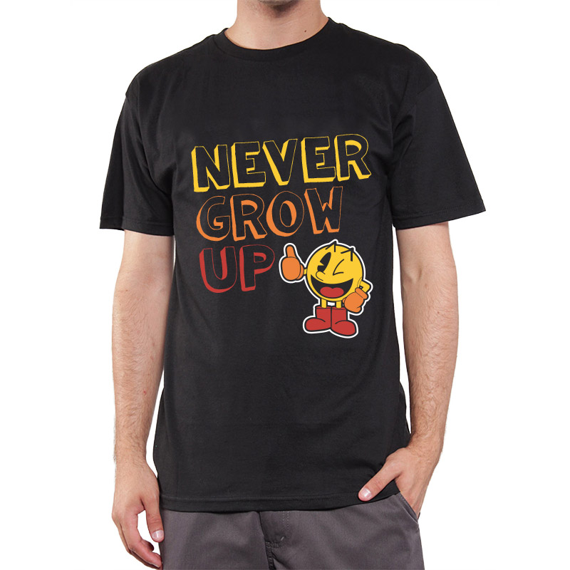 Sito web T-Shirt Never Grow Up